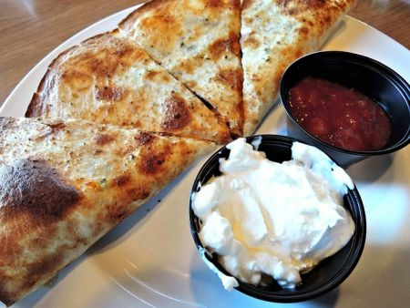 Bob's Grill Outer Banks Restaurant, Wednesday - Quesadilla