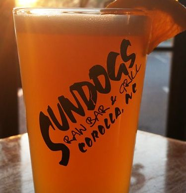Sundogs Raw Bar and Grill, Late Night Menu