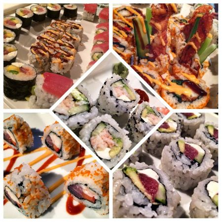 Barefoot Bernie's Tropical Grill & Bar, Thurdays - Sushi Night & $1 Off Well Drinks