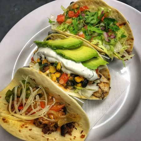 Barefoot Bernie's Tropical Grill & Bar, Wednesdays - Taco Night & $1 Off Wine by the Glass
