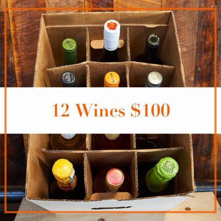 TRiO Restaurant & Market, $100 Wine Cases