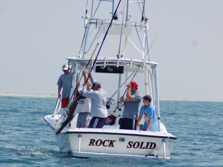 Rock solid captain aaron kelly oregon inlet fishing for Rock solid fishing