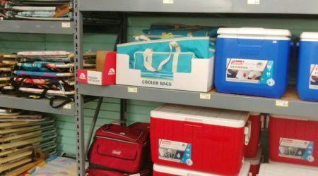 Ocracoke Variety Store, Beach Supplies