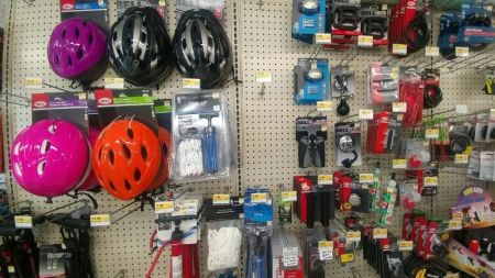 Ocracoke Variety Store, Biking Accessories