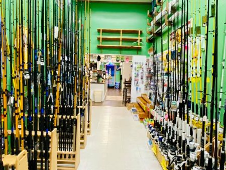 Dillon's Corner, Rods, Reels & Tackle