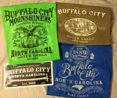 Bluegrass Island Trading Co., Buffalo City Memorabilia