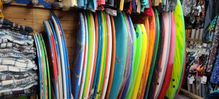 Cavalier Surf Shop, Surfboards
