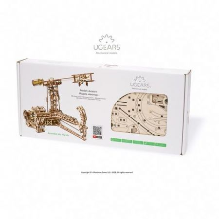 Kitty Hawk Kites, Ugears Aviator Mechanical Model