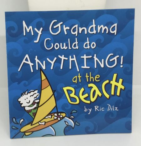 Gulf Stream Gifts, My Grandma could do anything at the Beach book