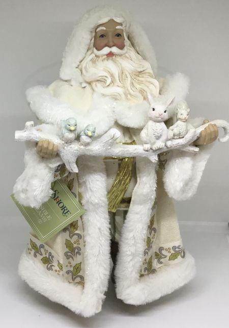 Gulf Stream Gifts, Jim Shore/Possible Dreams Woodland Santa