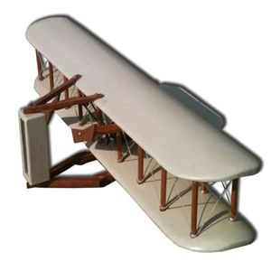 Kitty Hawk Kites, Wright Flyer Keepsake Model Airplane