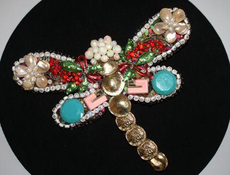 Muzzie's Fine Jewelry & Gifts, Artisan Dragonfly