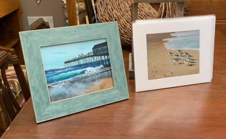 Absolutely Outer Banks, Outer Banks-Inspired Paintings