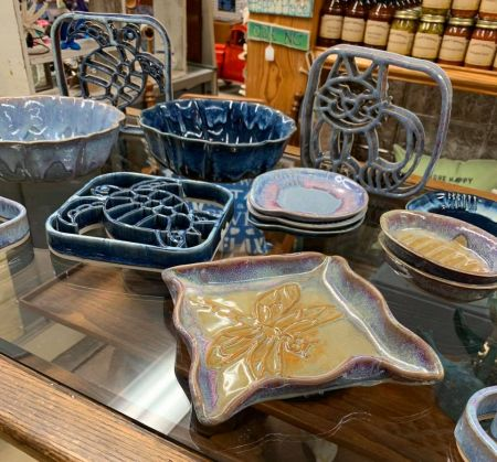 Absolutely Outer Banks, Beach-Themed Ceramics