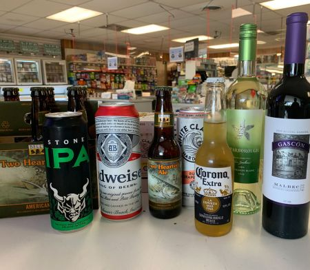 Ocracoke Variety Store, Beer, Wine & White Claw
