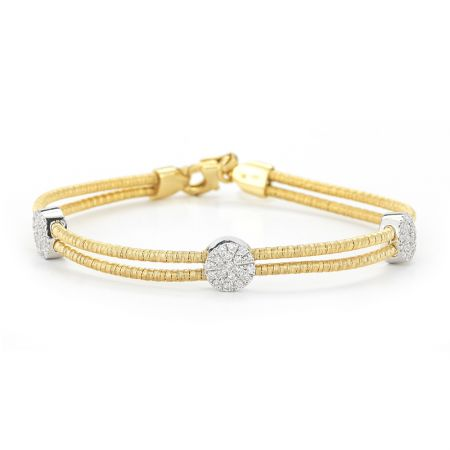 Muzzie's Fine Jewelry & Gifts, I. Reiss Diamond Bracelets