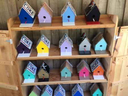 Village Craftsmen, Birdhouses