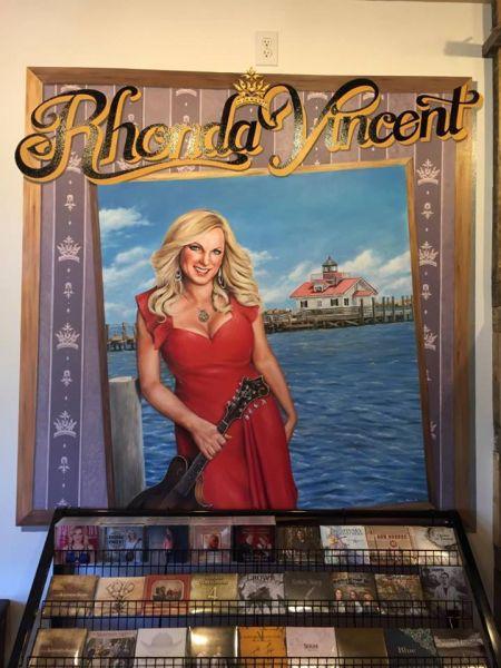 Bluegrass Island Trading Co., Bluegrass CDs