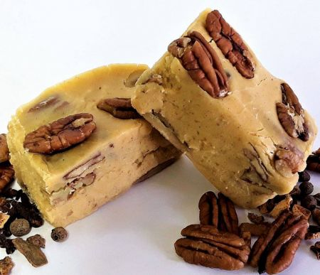 Scotch Bonnet Fudge & GiftsWorld-Famous Fudge: Pumpkin Pie Pecan
