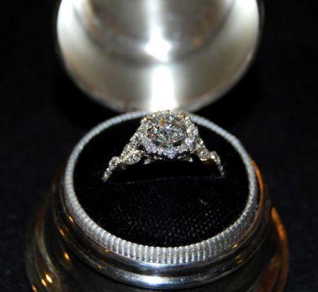 Muzzie's Fine Jewelry & Gifts, Striking Diamond Ring