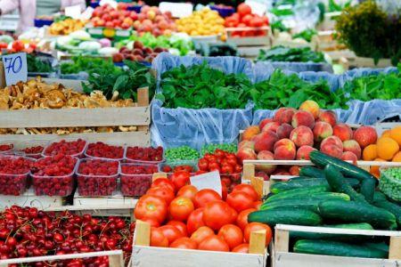 Seaside Farm Market Corolla, Local Produce