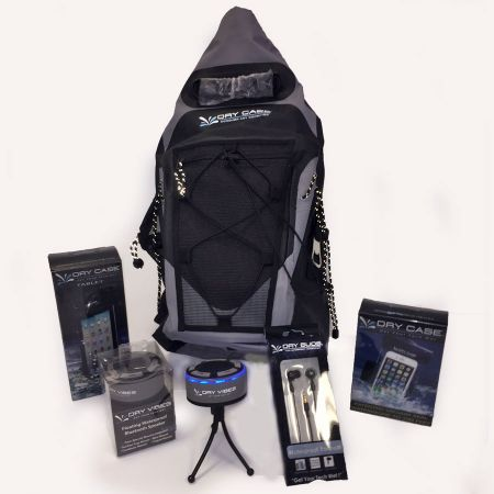 OBX Bait and Tackle Corolla Outer Banks, DryCase Waterproof Goods