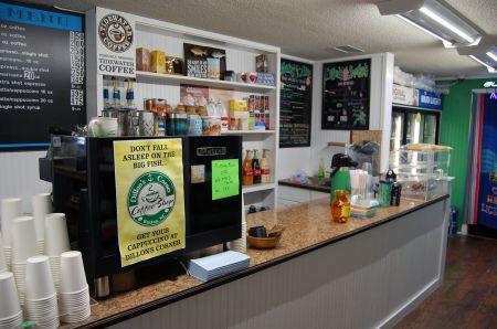 Dillon's Corner, Grab a Coffee at our Coffee Bar