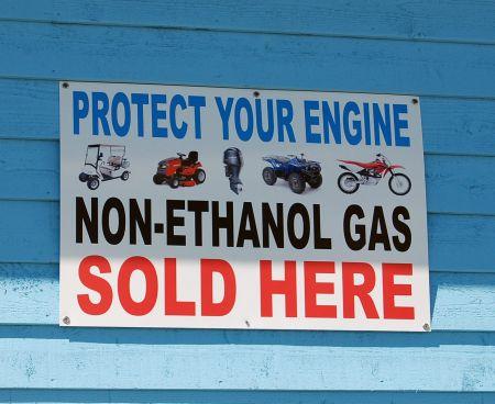 Dillon's Corner, Non-Ethanol Gas