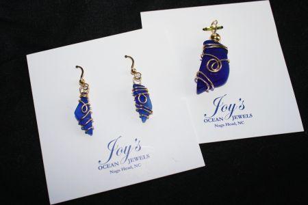 The Island Shop Boutique, Local Seaglass Jewelry