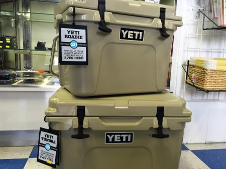 OBX Bait and Tackle Corolla Outer Banks, Yeti Coolers