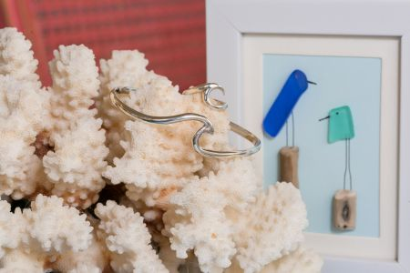 Fisherman's Daughter Hatteras Boutique, Wave Rings & Bracelets