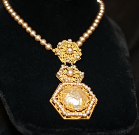 Muzzie's Fine Jewelry & Gifts, Miriam Haskell Antiques