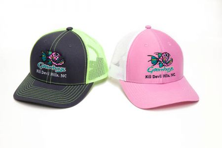 Goombays Grille & Raw Bar, Mesh Trucker Hats