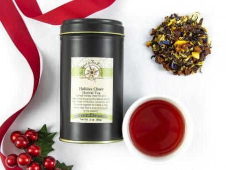The Spice & Tea Exchange, Holiday Cheer Herbal Tea
