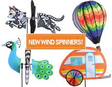 Kitty Hawk Kites, Wind Spinners