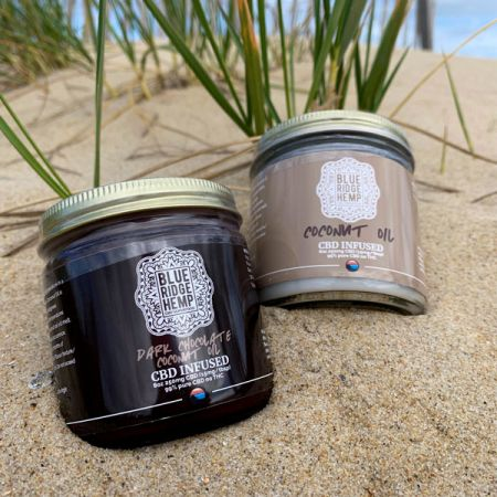 House of Hemp OBX, CBD-Infused Coconut Oil