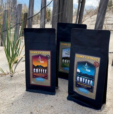 House of Hemp OBX, CBD Infused Coffee