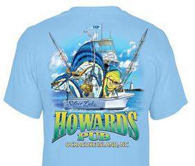 Howard's Pub, CRAZY CHARTER Shirt