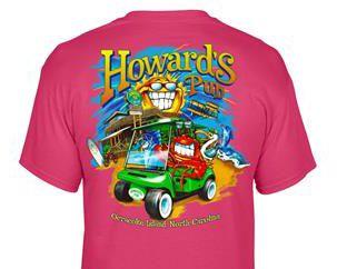 Howard's Pub, Howard's Cart