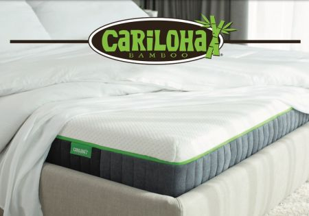 Cariloha Bamboo Outer Banks, The Cariloha Bamboo Mattress