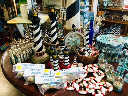 Dillon's Corner, Hatteras Lighthouse Souvenirs