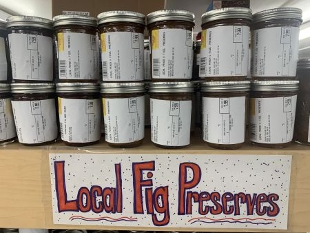 Ocracoke Variety Store, Local Fig Preserves