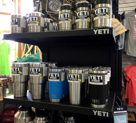 OBX Bait and Tackle Corolla Outer Banks, Yeti Cups and Accessories