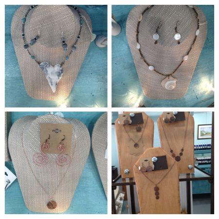 Copper Mermaid Art Gallery & Gifts Nags Head, Jewelry Sets