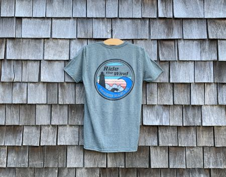 Ride The Wind Surf Shop, Ride the Wind T-Shirts