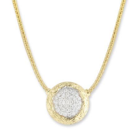 Muzzie's Fine Jewelry & Gifts, I. Reiss Diamond Pendants