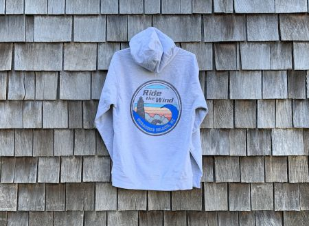 Ride The Wind Surf Shop, Ride the Wind: Sweatshirts