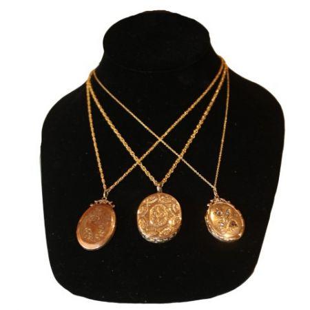 Muzzie's Fine Jewelry & Gifts, Antique Gold Lockets