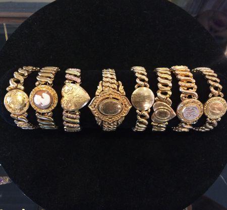 Muzzie's Fine Jewelry & Gifts, 1910 Gold Filled Bracelets