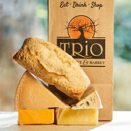 TRiO Restaurant & Market, Mystery Cheese Bag